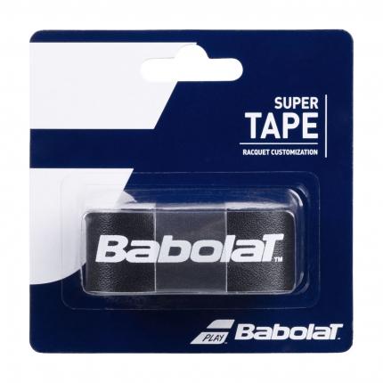 Tenis - Ochranná páska Babolat Super Tape X5, black