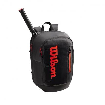 Tenisový batoh Wilson Tour Backpack 2021, red/black