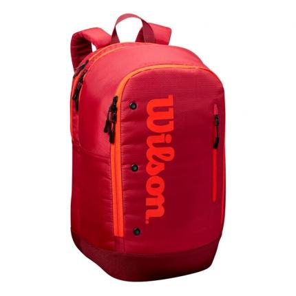 Tenisový batoh Wilson Tour Backpack 2021, maroon