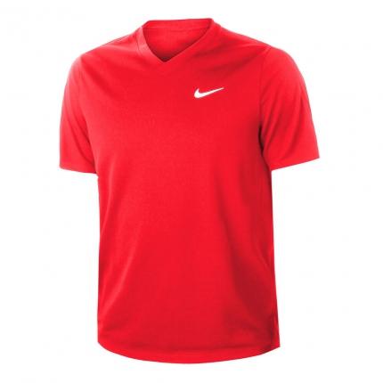 Pánské tenisové tričko Nike Court Victory Dry T-Shirt, university red