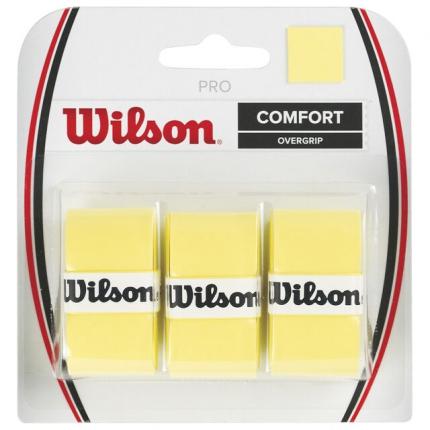 Omotávky Wilson Pro Overgrip 3 ks, yellow