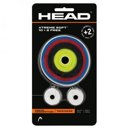 Tenis - Omotávky Head XtremeSoft 10+2, mix