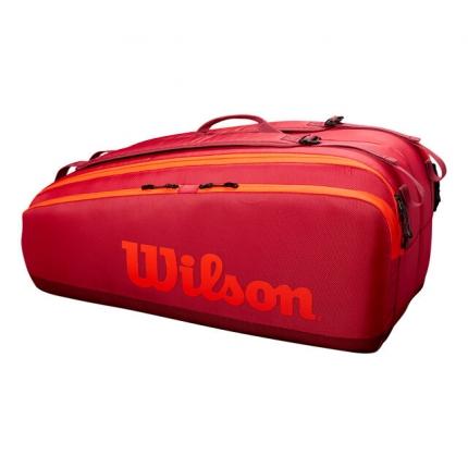 Tenisová taška Wilson Tour 12 Pack, maroon