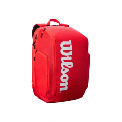 Tenisový batoh Wilson Super Tour Backpack, red