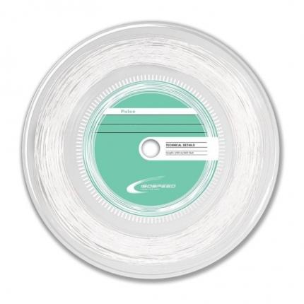 Tenisový výplet Isospeed Pulse 200m, white