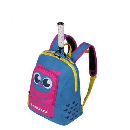 Dětský tenisový batoh Head Kids Backpack 2021, blue/pink