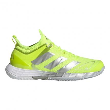 Dámská tenisová obuv Adidas Adizero Ubersonic 4, solar yellow