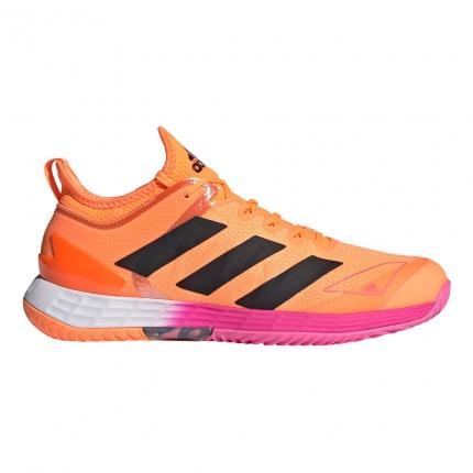 Pánská tenisová obuv Adidas Adizero Ubersonic 4, screamora