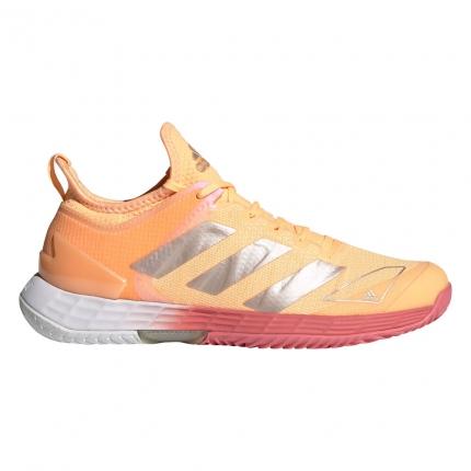 Dámská tenisová obuv Adidas Adizero Ubersonic 4, acidorang