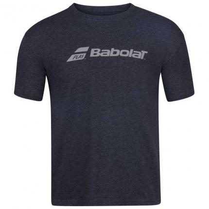 Pánské tenisové tričko Babolat Exercise Tee, black