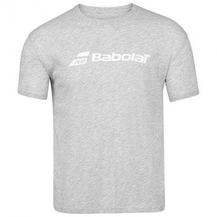 Pánské tenisové tričko Babolat Exercise Tee, high rise