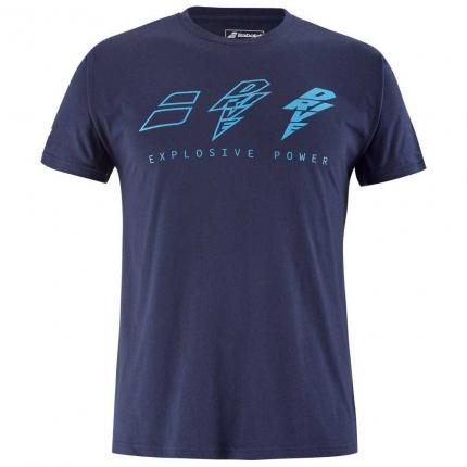 Pánské tenisové tričko Babolat Drive Cotton Tee