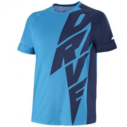 Pánské tenisové tričko Babolat Drive Crew Neck Tee