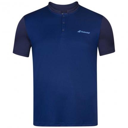 Pánské tenisové tričko Babolat Play Polo, blue