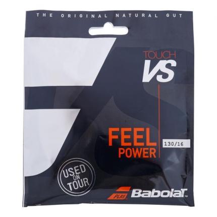 Tenisový výplet Babolat Touch VS 12m, natural