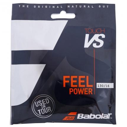 Tenisový výplet Babolat Touch VS 12m, blue