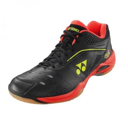 Halová obuv Yonex Power Cushion 65 Z Men, black/red