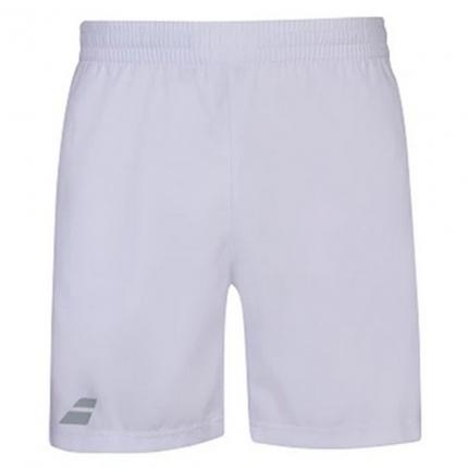 Dětské tenisové kraťasy Babolat Play Short, white