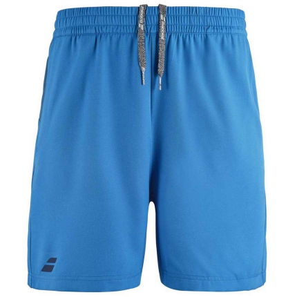 Dětské tenisové kraťasy Babolat Play Short, blue aster