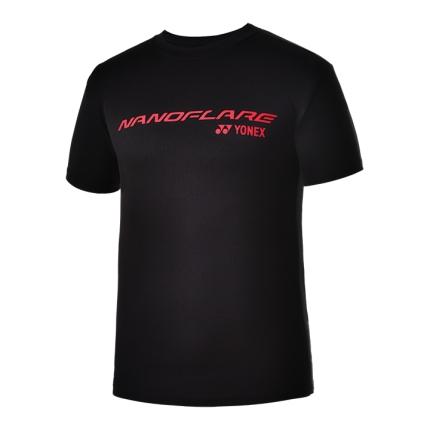 Pánské tričko Yonex Nanoflare Y0B19203EX, black