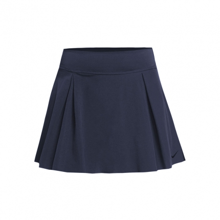 Tenisová sukně Nike Club UV Regular Skirt, obsidian