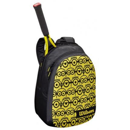 Dětský tenisový batoh Wilson Minions Junior Backpack