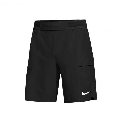 Pánské tenisové kraťasy Nike Court Dri-Fit Advantage 9in Shorts, black
