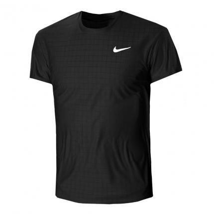 Pánské tenisové tričko Nike Court Dri-Fit Advantage T-Shirt, black