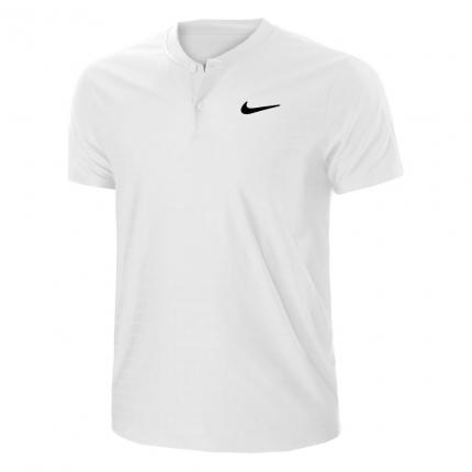 Pánské tenisové tričko Nike Court Dri-Fit Advantage Polo, white