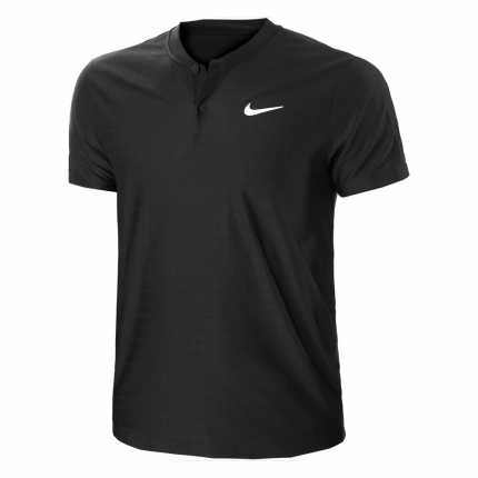 Pánské tenisové tričko Nike Court Dri-Fit Advantage Polo, black