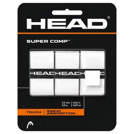 Omotávky Head Super Comp, white