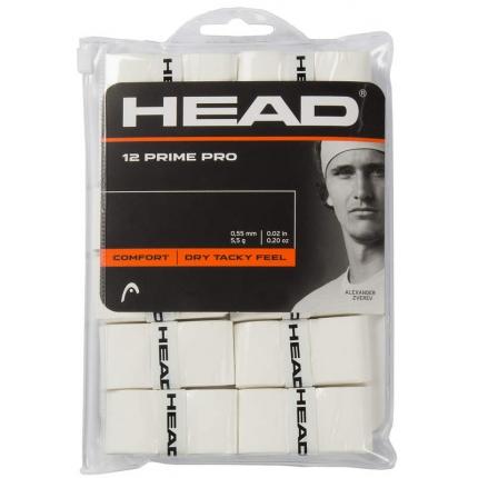 Omotávky Head Prime Pro 12 ks, white