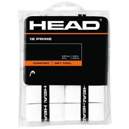 Omotávky Head Prime 12 ks, white