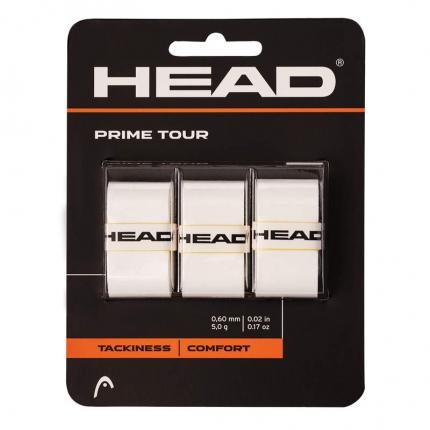 Omotávky Head Prime Tour, white