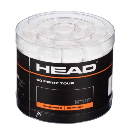 Omotávky Head Prime Tour 60 ks, white