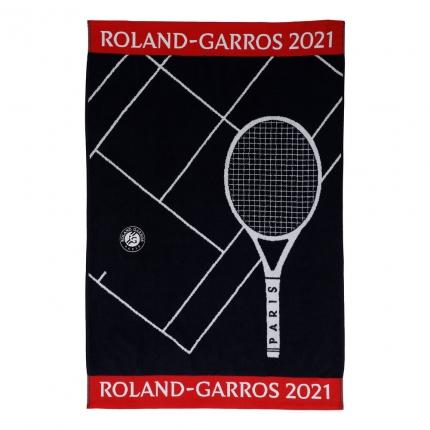 Tenisový ručník Roland Garros 2021, marine