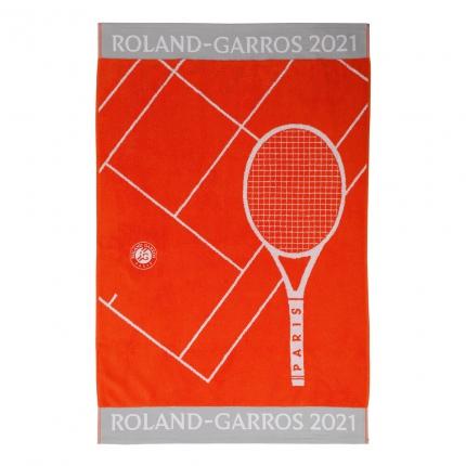 Tenisový ručník Roland Garros 2021, orange