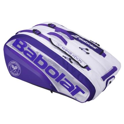 Tenisová taška Babolat RH 12 Pure Wimbledon 2021