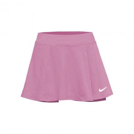 Tenisová sukně Nike Dri-Fit Victory Flouncy Skirt, elemental pink
