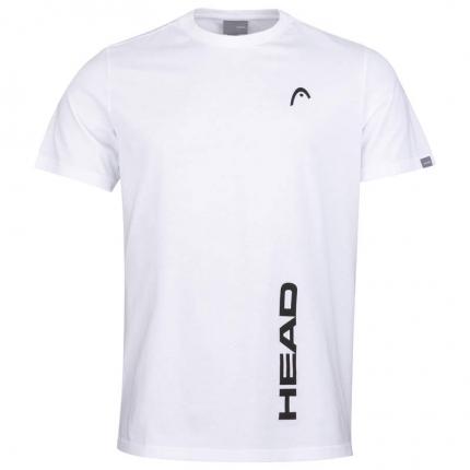 Pánské tričko Head Promo T-Shirt Men, white