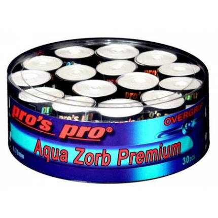 Omotávky Pros Pro Aqua Zorb Premium 30 ks, white