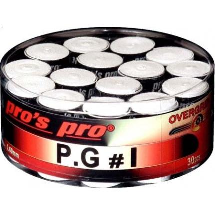 Omotávky Pros Pro P.G. 1, 30 ks, white