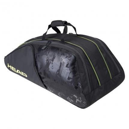 Tenisová taška Head Extreme Nite 12R Monstercombi 2021