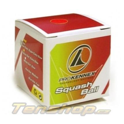 Squashový míč Pro Kennex Red Dot